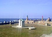 Monumentos de Tapia de Casariego. Mirador de Os cañois