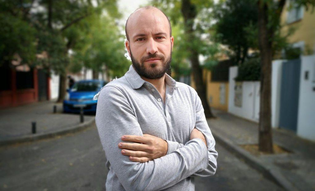 Apertura_Alvaro Martín, director de Streetviú. Foto: cedida