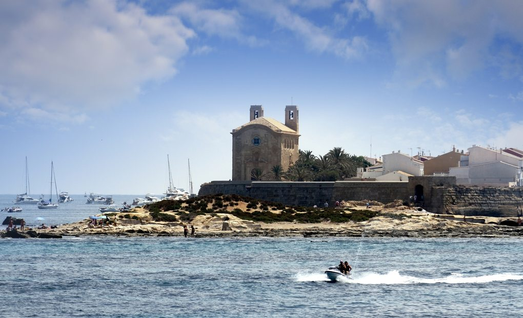 Tabarca cuando se esfuman los turistas - Alojamiento en isla de tabarca ...