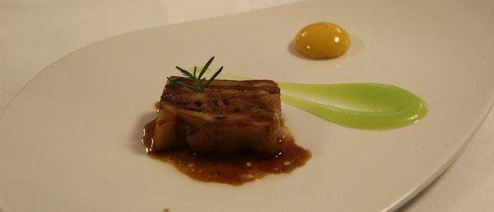 Dec logo de t cnicas culinarias de vanguardia en gu a repsol for Comida vanguardia