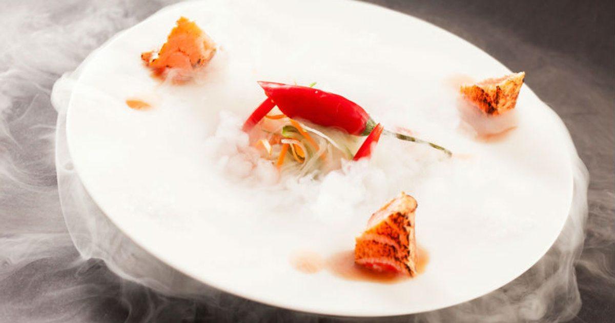 Dec logo de t cnicas culinarias de vanguardia en gu a repsol for Tecnicas vanguardistas