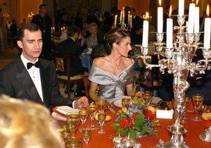 Pre boda Real. Foto: EFE