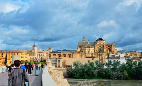 La Mezquita de Córdoba. Shutterstock