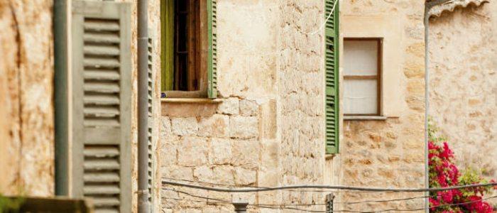 Casco antiguo de Petra