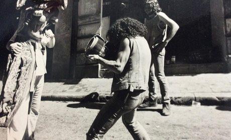 Los hippies de San Fermín