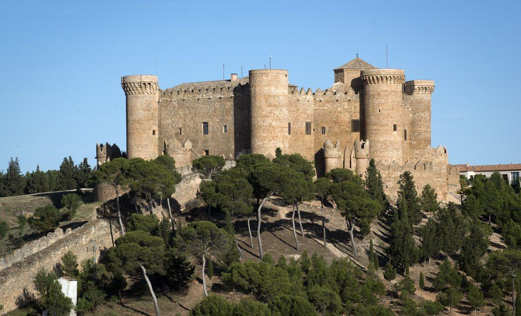 castillo de belmonte, eugenia de montijo