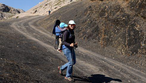 Las diez mejores excursiones para hacer con niños | Guía Repsol