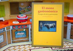 El Mono gastronómico. Libros. Foto: Alejandro López (pnkaproducciones.com)