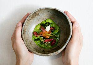 Menestra de Verduras. Montia. Foto: Nani Gutierrez
