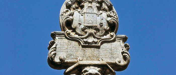 Fuente barroca del siglo XVI, en Lorca