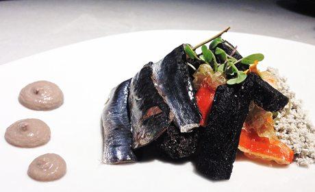 Ensaladas veraniegas de grandes chefs | Guía Repsol
