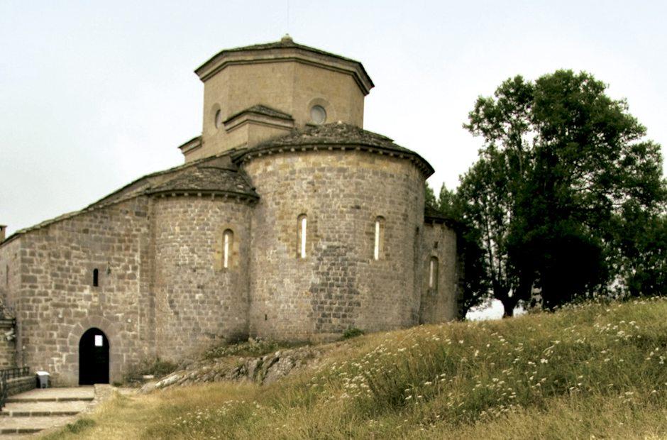 Santuario de S. Miguel de Aralar