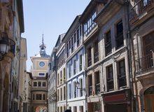 Torre del Reloj del Ayuntamiento.