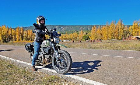 Ruta en moto por el Alto Tajo, Guadalajara | Guía Repsol