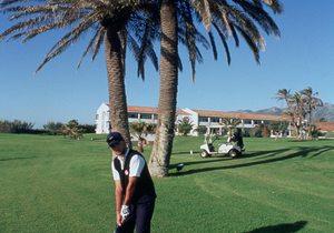 Campo de golf del Parador Málaga golf