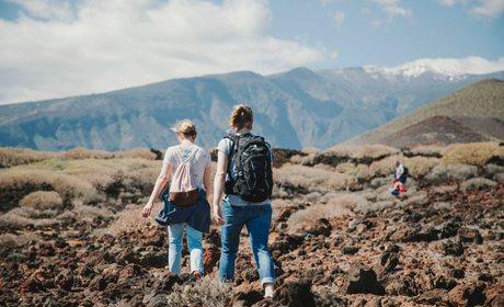 Ruta por la reserva natural Malpaís de Güímar (Tenerife) | Guía Repsol