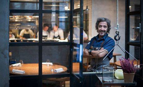 Restaurante DSTAgE (Madrid) | Guía Repsol