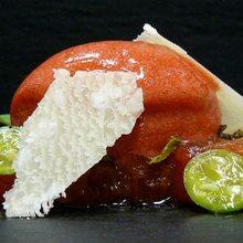 Tomate, fresa y parmesano, Fagollaga