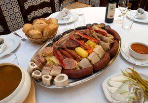 Restaurante La Gran Tasca, Madrid