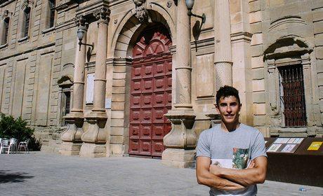Marc Márquez: ruta por Cervera (Lleida) | Guía Repsol