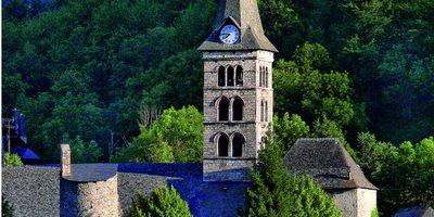 Iglesia románica de Santa María, Artiles