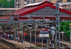 Estación de Donostia