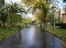 Paseo de San Gregorio