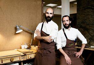 Apertura. Restaurante Montia. Foto: Nani Gutierrez