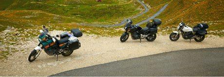 Ruta en moto por el Montseny