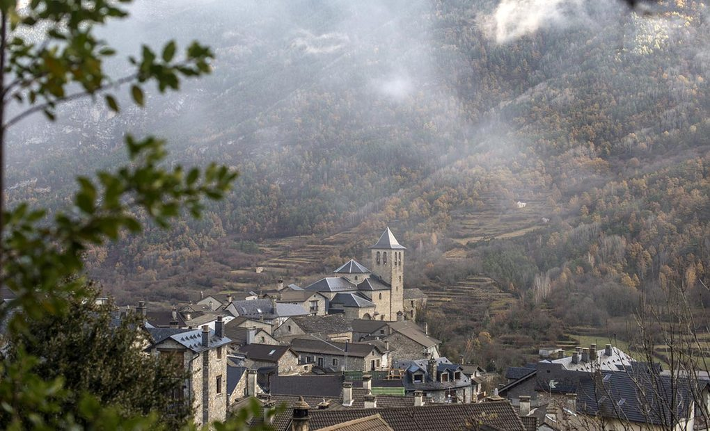 Torla, Huesca. Fotos: Alfredo Cáliz