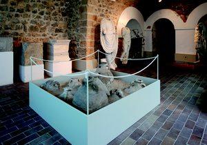 Museo arqueologico. / Autor: Xavier Durán / Cedida por: Fundación de Promoción Turística