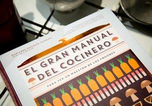 El Gran Cocinero. Libros. Foto: Alejandro López (pnkaproducciones.com)