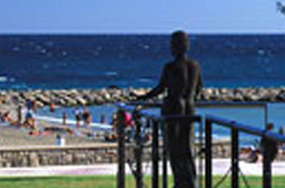Mirador de la Plaza de la Marina