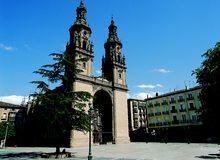 Concatedral de Santa María La Redonda. / Cedida por: Turismo de La Rioja.