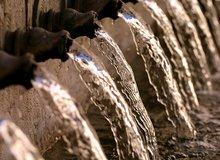 Fuente de los Trece Caños, en Albalate de Zorita