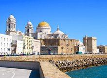 Catedral de Cádiz. / Manuel de la Varga