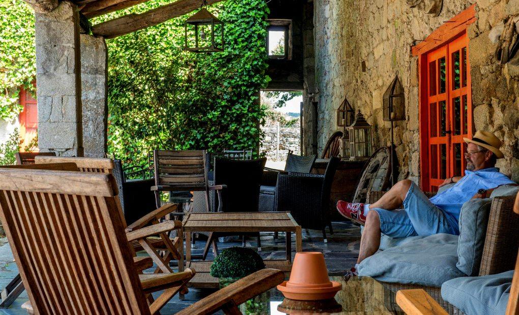 Alojamientos con encanto en galicia pazos reconvertidos - Casas rurales en galicia con encanto ...
