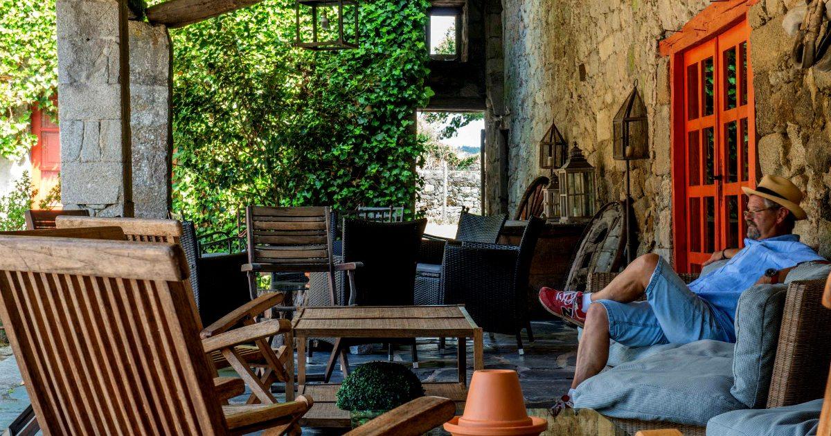 Alojamientos con encanto en galicia pazos reconvertidos gu a repsol - Alojamiento en galicia ...