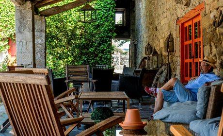 pazo casa GRANDE porche