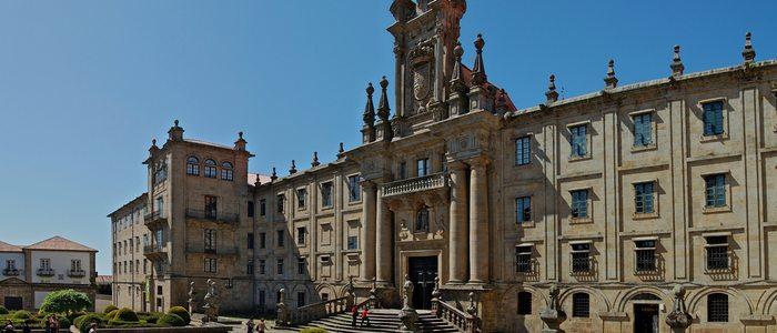 San Martín Pinario, Santiago de Compostela. / © CC Flickr Raúl A.-