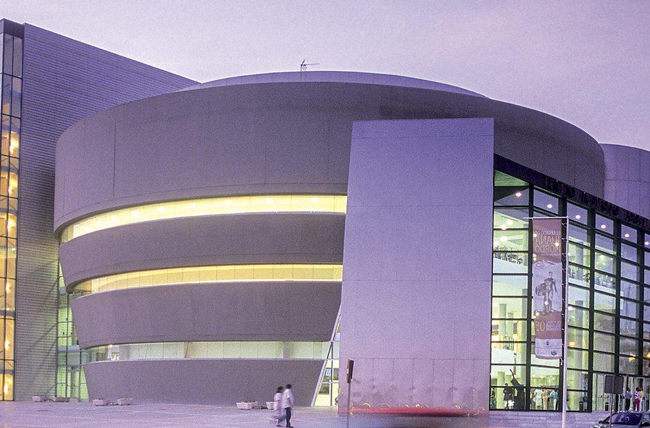 Auditorio de Roquetas de Mar