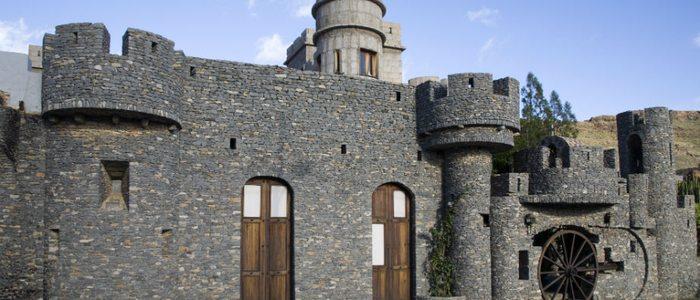Museo-Castillo de la fortaleza de El Hao