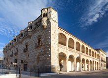Palacio del Infantado. / Autor: Nacho Abascal / Cedida por: Ayuntamiento de Guadalajara.