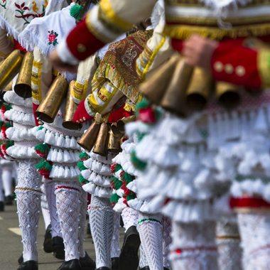 Carnival in Verín