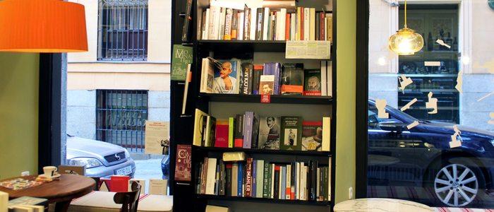 La Buena Vida bookstore, Madrid