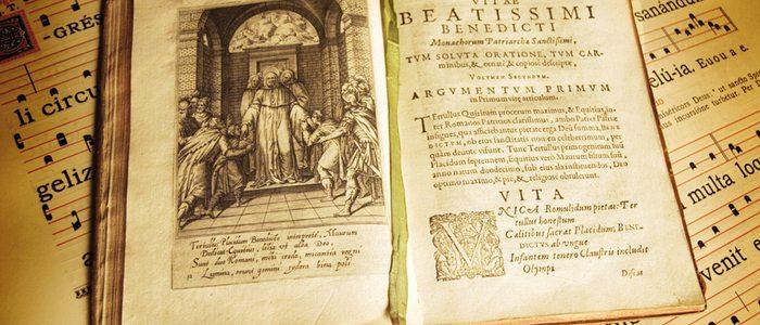 Libro del monasterio de Leyre Vitae Beatissimi Benedicti