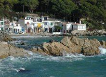 Cala D'Alguer. / Cedida por: Oficina de Turisme de Palamós
