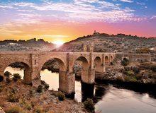 Puente romano de Alcántara.