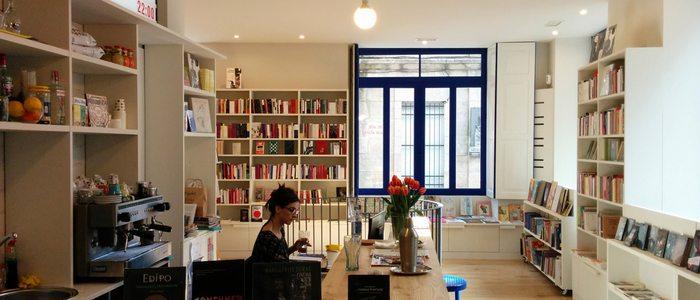 Librería NUMAX, Santiago de Compostela