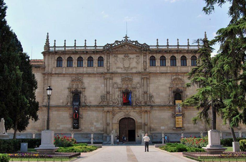 Informacion turistica de alcal de henares madrid guia - Casas regionales alcala de henares ...